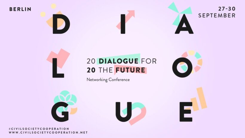 Dialogue for the Future 2020: It's time to apply