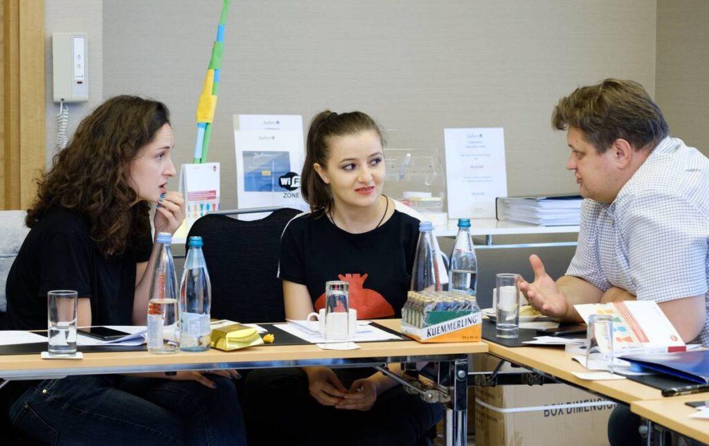 Расширение прав и возможностей молодёжи и равного обучения для будущего гражданского образования