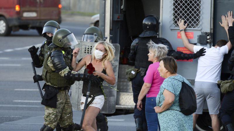 Немедленно прекратить насилие над людьми в Беларуси: заявление сети организаций, занимающихся гражданским образованием в странах Восточного партнерства Европейского Союза и России (EENCE)