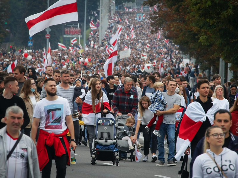The situation in Belarus and challenges for civic education