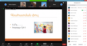 Civic Education Week in Armenia: Summing Up