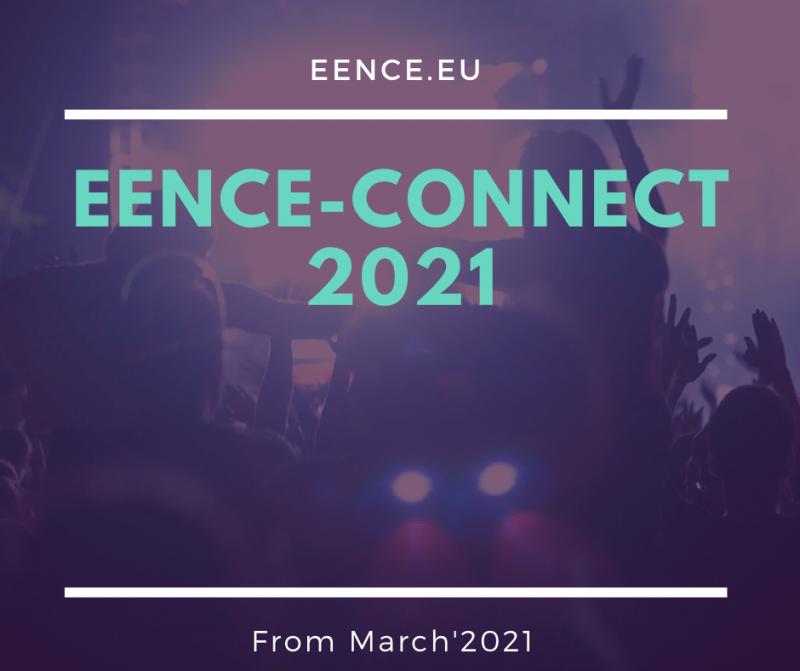 EENCE-Connect2021: начинаем в марте