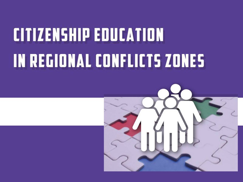 """Online manual """"Citizenship Education at Regional Conflict Zones"""" has been published"""