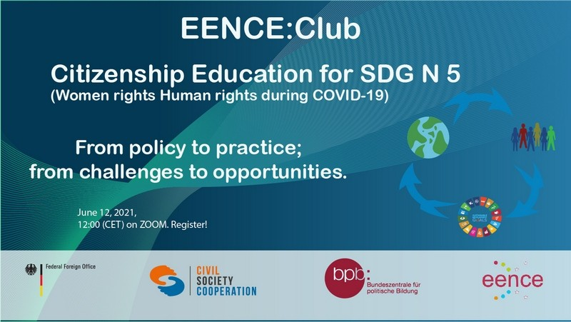 Eastern European Network for Citizenship Education starts a new project EENCE:Club