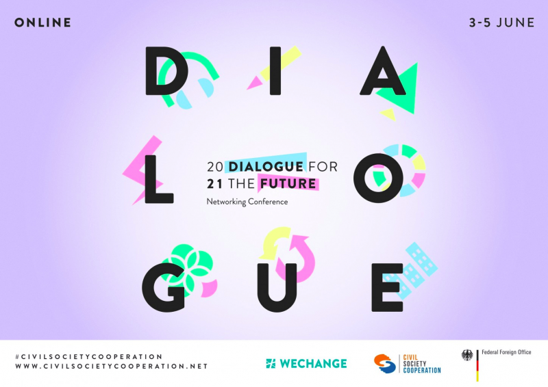 """""""Dialogue for the Future 2021"""" is coming!"""