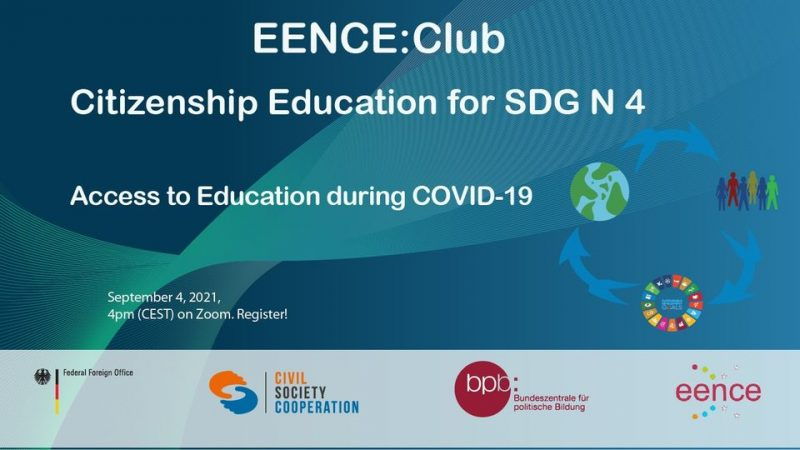 How to ensure access to education during COVID-19