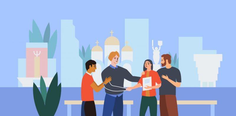 Программа профессионального обмена InterActionsUA
