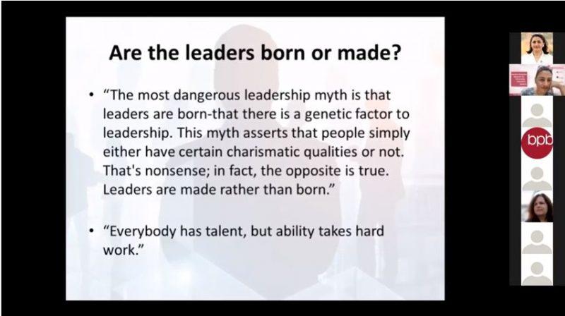 Пётр Кендзерски: лидер вдохновляет людей развиваться