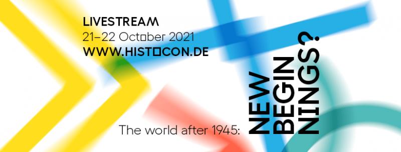 """""""Оглядывайся назад, думай о будущем"""". Присоединяйтесь к виртуальному фестивалю HistoCON 2021!"""
